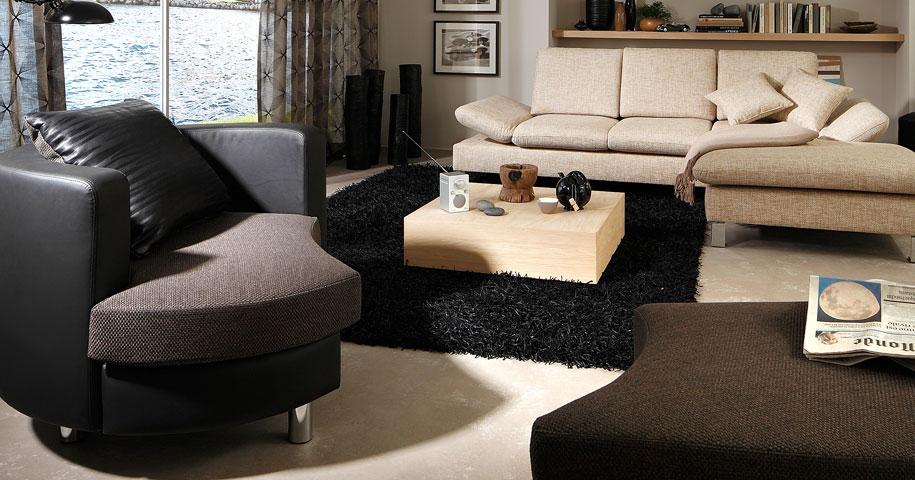 Die frei konfigurierte Couch nach maß von der VIKADI