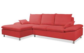 Rote Sofas Als Trendiger Blickfang Vikadi