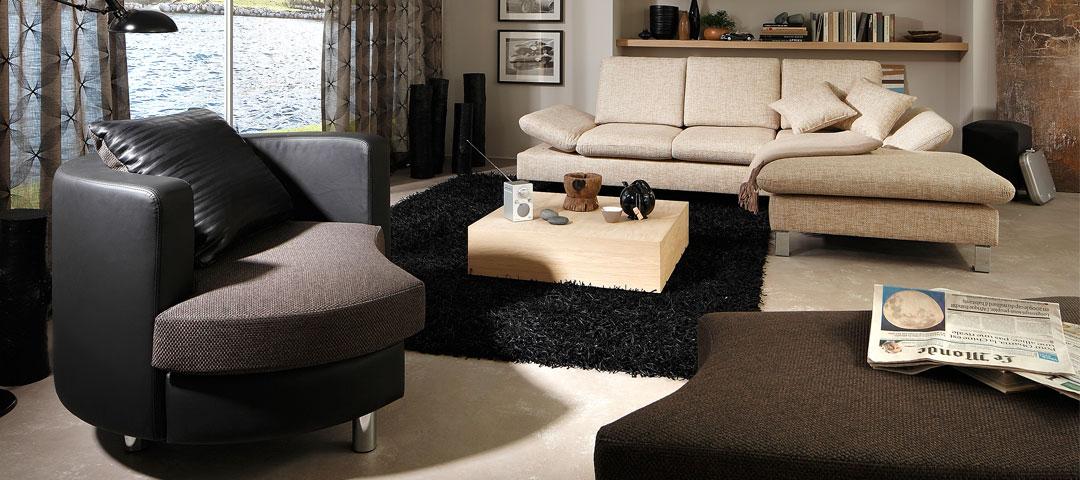 Couch und Sofa, individuell auf Mass gefertigt - VIKADI