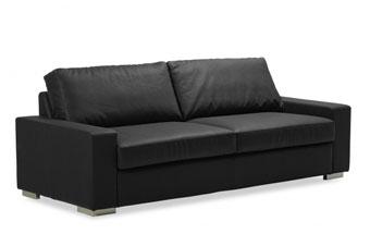 2 er sofa leder